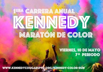 Carrera de Color