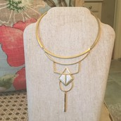 Mondrian Collar necklace was £65 now £30