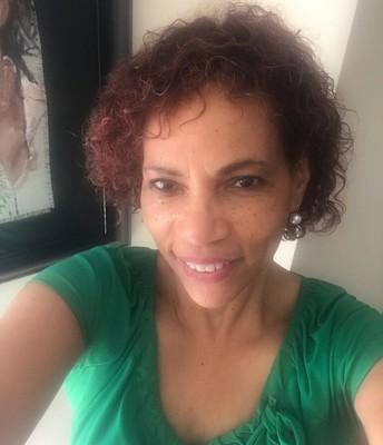 Department Chair Venetia Banks