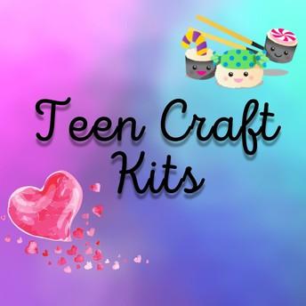 Teen Craft Kits