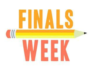 Fall Term Finals Schedule and Winter Break