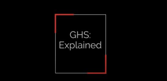 Trailer for GHS Explained.