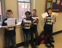 Congrats, Lego League!