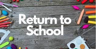 Returning To School Next Year (El regreso a clases el próximo año)