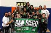 CIF Champs: Girls Wrestling
