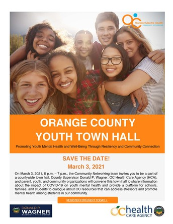 Orange County Youth Town Hall