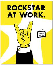 GREAT JOB, TRAVIS ECHS Rockstars!!
