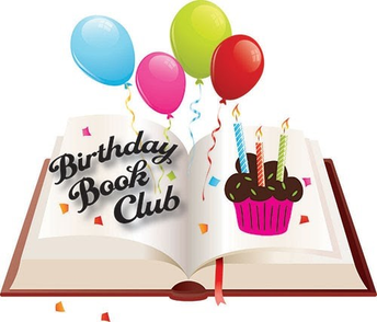 Cougar Birthday Book Club