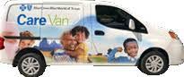Care Van - Free Vaccines