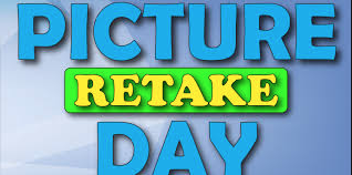 Picture Retake Day -  February 2nd