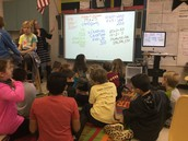 4th Grade Number Talk with Mrs. Gray
