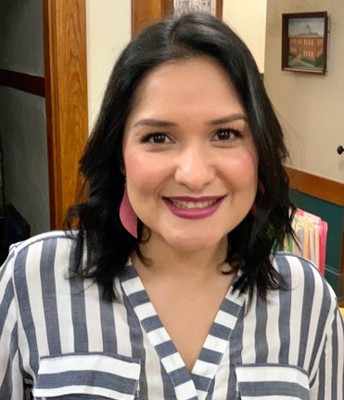 Yuliana Gutierrez, Position Management Specialist