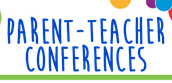 Fall Conferences are Next week!
