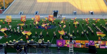 ORHS Band Earns All 1s at UIL Competition
