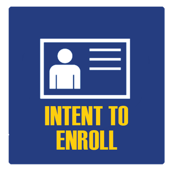 Intent to Enroll DUE TOMORROW!!