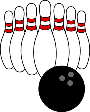 Bowling Team Remains Undefeated in Area