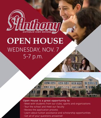 Middle School Open House Night