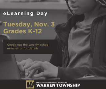 November 3 - eLearning Day