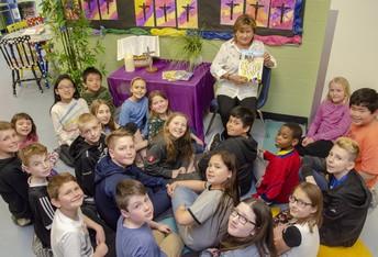 Easter Monday - École Camille J. Lerouge School