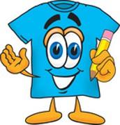 Class T-Shirt Order Forms