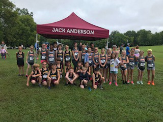 Congratulations to the JAE Cross Country Team!