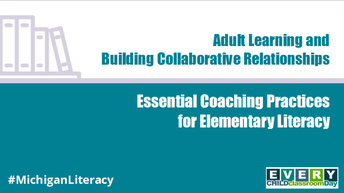 Adult Learning and Building Collaborative Relationships