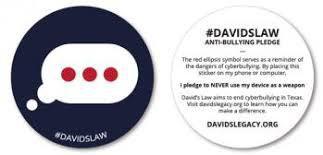 Anti Bullying Pledge