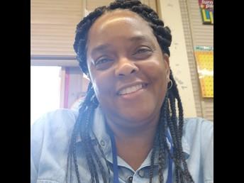 Mrs. Patty Woods, 4th Grade Math Teacher