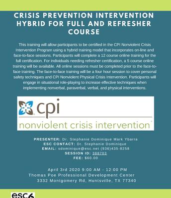 CPI Hybrid Foundation and Refresher