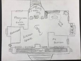 Floorplan drawing