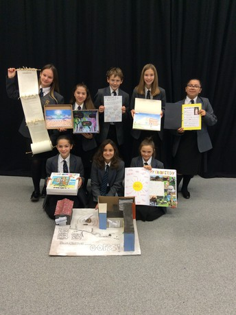 Year 7 Transition Projects