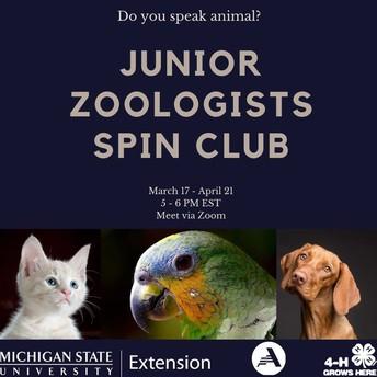 Junior Zoologist