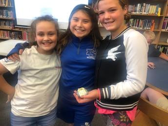 6th Grade Shark Tank team