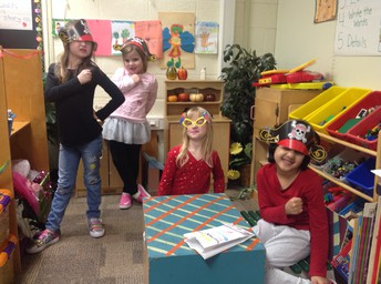 Pirates in Kindergarten