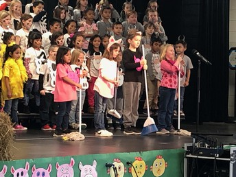 First Grade Music Program