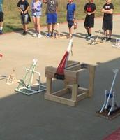 5th Grade Catapults