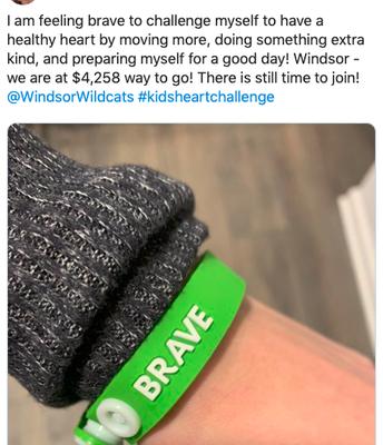 Kids Heart Challenge