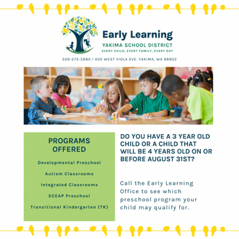 YSD Early Learning