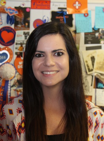 Saints Faculty Spotlight: Melinda Richard