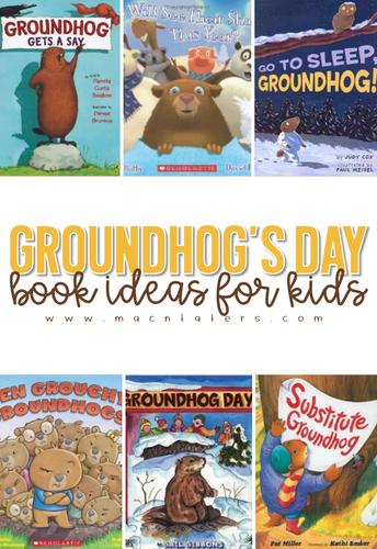 Groundhog Day Resources :)