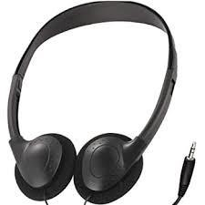Headphones $5.00