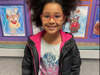 Student of the Month - Ryllie Sampson