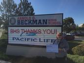 Pacific Life Donates $8500!
