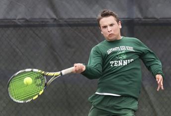 Trevor Schwarzmann - Boys Tennis
