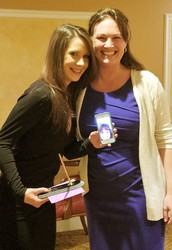 DeRobbio Award Recipient, Cathy Boutin