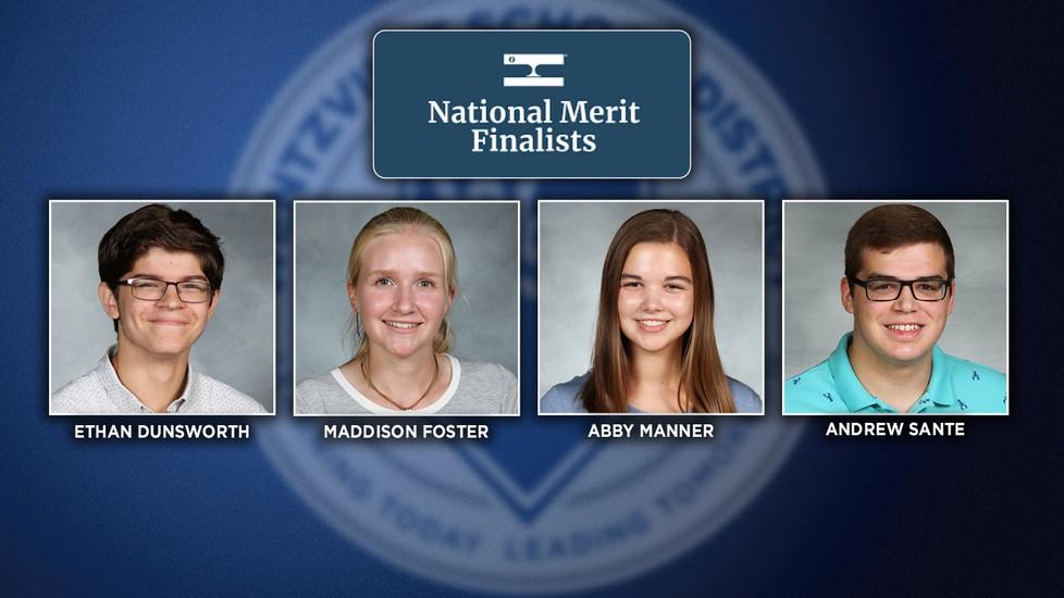 National Merit Scholarship Program Finalists