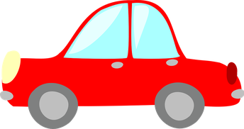 picture of a red car