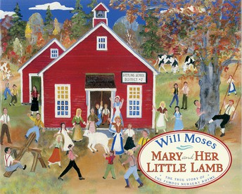 Mary and her Little Lamb: the True Story of the Famous Nursery Rhyme