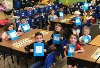 Classroom Highlight- Mrs. Maginnis' Class