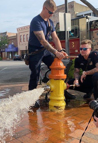Discolored Water?  The Annual Hydrant Flow is Happening Now